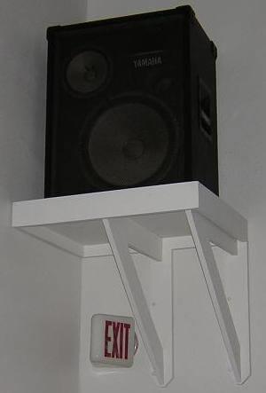 Speaker Shelves The Tundra Man Workshop
