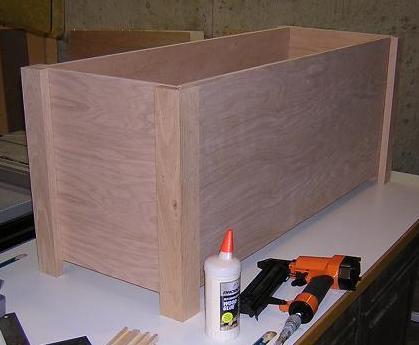 toy box plans rockler
